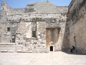 Basilique de la Nativité, Bethlehem, Palestine